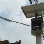 โคมไฟถนนโซล่าเซลล์ SPL-280/50W (ไร้สาย)