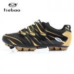 รองเท้าจักรยานเสือภูเขา TIEBAO รุ่น TB35-B816A สีทองดำ สั่งจอง (Pre-order)