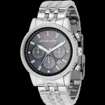 นาฬิกาข้อมือ Michael Kors รุ่น MK5021 Michael Kors Ladies Chronograph Mother Of Pearl Stainless Steel Watch MK5021 Size 36 mm