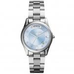 นาฬิกาข้อมือ Michael Kors MK6068 Michael Kors Colette Blue Dial Stainless Steel Ladies Watch