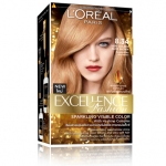 L'Oreal Excellence Fashion 8.34 Very Golden Nude Brown สีบลอนด์อ่อนประกายทอง สัมผัสเสน่ห์แห่งสีผมแฟชั่นสุดหรูจากปารีส
