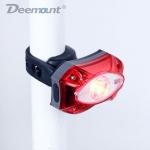 ไฟท้ายจักรยาน Deemount รุ่น 2268 ชาร์ต USB