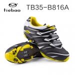 รองเท้าจักรยานเสือภูเขา TIEBAO รุ่น TB35-B816A สีเหลืองดำ สั่งจอง (Pre-order)
