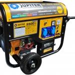 เครื่องยนต์ปั่นไฟ เบนซิล 4 จังหวะ JUPITER รุ่น JP-GEN-6600