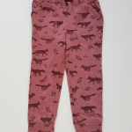 Oldnavy : กางเกงขายาวขาจั๊ม ลายสุนัขจิ้งจอก size : 2T / 3T