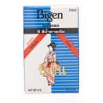 Bigen ผงย้อมผม ซ๊ สีน้ำตาลเข้ม ปราศจาก แอมโมเนีย