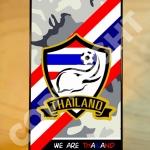 เคสสั่งทำ - ลายฟุตบอลไทย