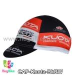 หมวกแก๊บ Kuota สีดำแดงขาว
