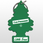พวงกุญแจ Little Trees (PVC Keychain)