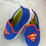 รองเท้าเด็ก ลาย Superman