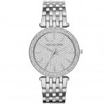 นาฬิกาข้อมือ Michael Kors MK3437 Michael Kors Darci Crystal Pave Dial Stainless Steel Ladies Watch