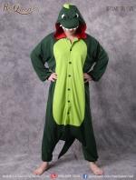 &#x2665 ชุดแฟนซี ชุดมังกรโยชิ มังกรสีเขียว (จากมาริโอ้)