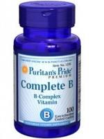 Puritan's Pride Complete B 100 Caplets