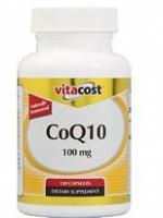 Vitacost CoQ10 -- 100 mg - 120 Capsules