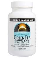 Source Naturals, Green Tea Extract, 500 mg