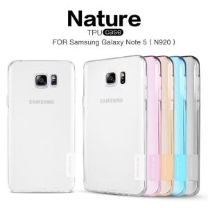เคสมือถือ Samsung Galaxy Note 5 รุ่น Premium TPU case