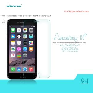 ฟิล์มกระจกนิรภัย Apple iPhone 6 Plus/6S Plus