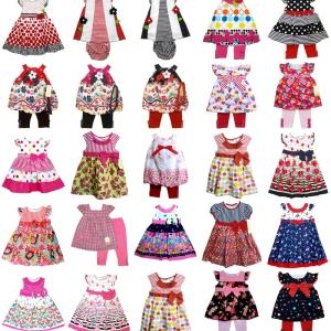 โปรเสื้อผ้าเด็กแบบรวมแบบราคาเบาๆสำหรับลูกค้าซื่อไปขาย size 3m-24m ราคาส่งยกแพค 10 โหล