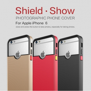 เคสมือถือ iPhone 6 รุ่น Shield Show Photographic Phone Cover