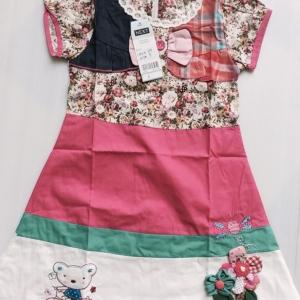 ชุดกระโปรงเด็กหญิงแบรน NEXT แบบดูไฮโซ ขายสางยกแพ็ค 4 ชุด size 2-3-4-5 -6 y 950 บาท
