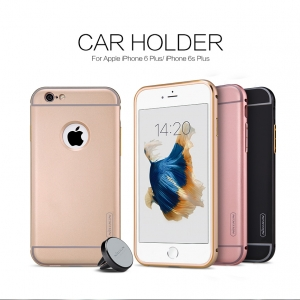 เคสมือถือ Apple iPhone 6 Plus/6S Plus รุ่น Car Holder Magnetic
