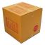 กล่องไปรษณีย์ฝาชนเบอร์ CD ขนาด 15 X 15 X 15 cm. ใบละ 3.8 บาท thumbnail 1