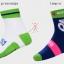 ถุงเท้าสำหรับใส่ปั่นจักรยาน ลายทีม thumbnail 10