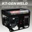 เครื่องยนต์ปั่นไฟ 2IN1 KANTO (แคนโต้) รุ่น KT-GENWELD thumbnail 1