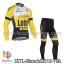 ชุดจักรยานแขนยาวทีม Bianchi 15 (01) สีเหลืองขาวดำ thumbnail 3