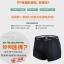กางเกงจักรยาน Boxer VeoBike กางเกงสีดำ เป้าเจลสีดำ thumbnail 2