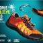รองเท้าเดินป่าขี่จักรยาน Octopus สีเทา thumbnail 2