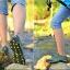 รองเท้าเดินป่าขี่จักรยาน Octopus สีเทา thumbnail 29