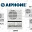 LEM-3/LE-A อินเตอร์คอม 4 สถานี ชนิดเดินสาย (AIPHONE) ชุด 4 เครื่อง thumbnail 1