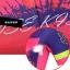 ชุดจักรยานผู้หญิงแขนสั้นขาสั้น CheJi 15 (09) สีน้ำเงินลาย Rose Kiss สั่งจอง (Pre-order) thumbnail 11