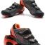 รองเท้าจักรยานเสือหมอบ TIEBAO รุ่น TB36-B1521 สีเทาส้ม thumbnail 6