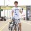 ชุดจักรยานผู้หญิงแขนสั้น ประกอบภาพยนต์ To The Fore สีขาวดำ สั่งจอง (Pre-order) thumbnail 13