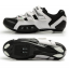 รองเท้าจักรยานเสือหมอบ TIEBAO รุ่น TB02-B943 สีขาวดำ thumbnail 2
