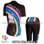 ชุดจักรยานผู้หญิงแขนสั้นขาสั้น Hello Kitty สีดำ สั่งจอง (Pre-order) thumbnail 2