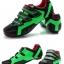 รองเท้าจักรยานเสือหมอบ TIEBAO รุ่น TB02-B943 สีขาวดำ thumbnail 8