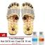 พร้อมส่ง รองเท้าหินธรรมชาตินวดกดจุด เพื่อสุขภาพ size 37/39/41 thumbnail 1