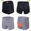 กางเกงจักรยาน Boxer VeoBike กางเกงสีดำ เป้าเจลสีส้ม thumbnail 10