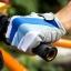 ถุงมือจักรยานครึ่งนิ้ว รุ่น PEARL IZUMI สีขาวฟ้า thumbnail 9