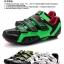 รองเท้าจักรยานเสือหมอบ TIEBAO รุ่น TB02-B943 สีขาวดำ thumbnail 5