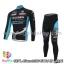 ชุดจักรยานแขนยาวทีม Bianchi 15 (04) DRAIN สีดำฟ้า สั่งจอง (Pre-order) thumbnail 1