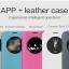 เคสมือถือ Samsung Galaxy S7 Edge รุ่น Sparkle Leather Case thumbnail 2