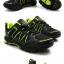 รองเท้าจักรยานเสือภูเขาแบบผ้าใบ TIEBAO รุ่น TB22-B1323 สีฟ้าเขียว thumbnail 7