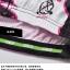 ชุดจักรยานผู้หญิงแขนยาวขายาว CheJi 14 (11) สีดำชมพูลาย Devil Gear สั่งจอง (Pre-order) thumbnail 9