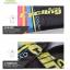 เสื้อจักรยานผู้หญิงแขนสั้น CheJi สีดำลายขีดชมพูฟ้าเหลือง สั่งจอง (Pre-order) thumbnail 3