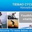 รองเท้าจักรยานเสือหมอบ TIEBAO รุ่น TB02-B961 สีดำ thumbnail 3