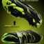 รองเท้าจักรยานเสือภูเขา TIEBAO รุ่น TB35-B816A สีดำเขียว thumbnail 5